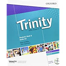 Trinity Graded Examinations in Spoken English (GESE): Trinity Pub Gese Grades 3-4: Teacher's Book, Student's Book and CD Pack (Trinity Graded Exams)