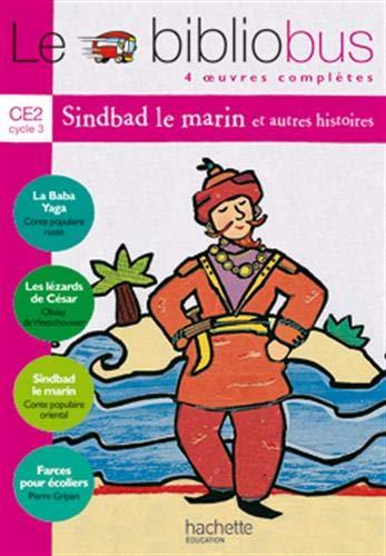 Le Biblio Bus, tome 3 : Sindbad le marin, CE2 par Pascal Dupont