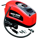 Black + Decker ASI300 Gonfleur/Compresseur 11 bars / 160 PSI