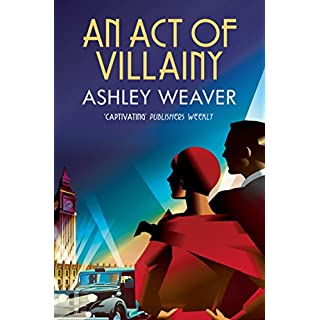 An Act of Villainy (Amory Ames)