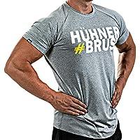 Satire Gym Fitness T-Shirt Herren - Funktionelle Sport Bekleidung mit Satire Charakter Motive - Geeignet Für Workout, Training - Slim Fit