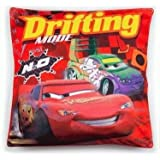 Boys' Cushion 3D Disney 'Cars Drifting Mode' 32cm x 32cm red