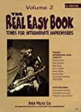 The Real Easy Book: Tunes for Intermediate Improvisers: 2 (The Real Easy Books)