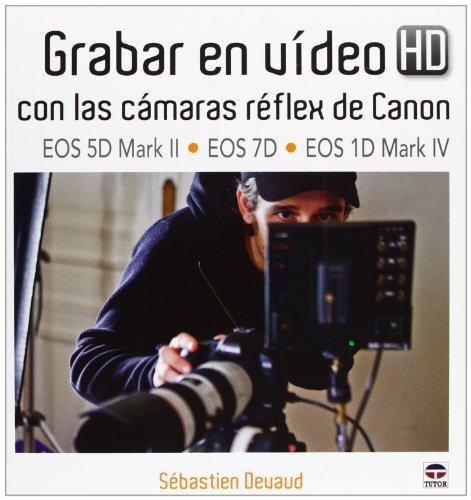 Grabar en vídeo HD con las cámaras réflex de Canon