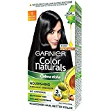 Garnier Color Naturals, Shade 1, Natural Black 70 ml + 60 gm