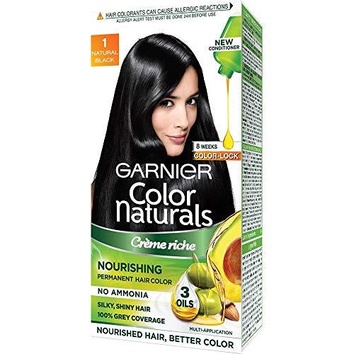 Garnier Color Naturals, Shade 1, Natural Black
