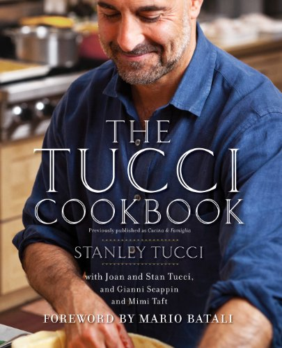 The Tucci Cookbook by [Tucci, Stanley]