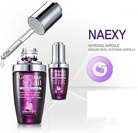 SNAIL Extract Schneckenschleim Gel Serum Whitening Essence gegen Hautschäden &