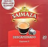 Café Saimaza Espresso Descafeinado - 20 Cápsulas