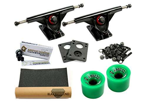Longboard Achsen Set Pro | Amok Trucks 7