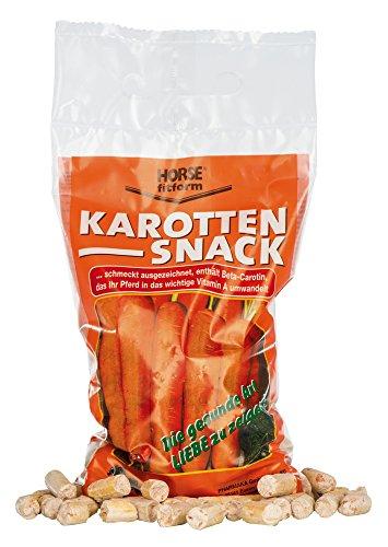 Kerbl Karotten-Snack, 1er Pack (1 x 1 kg)