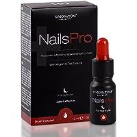Simon & Tom Nails Pro Night – Mezcla de aceites botánicos para restaurar y mejorar la