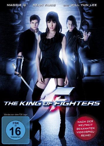 Maggie Q/Faris,Sean/Lee,Will Yun The King of Fighters [Import allemand]