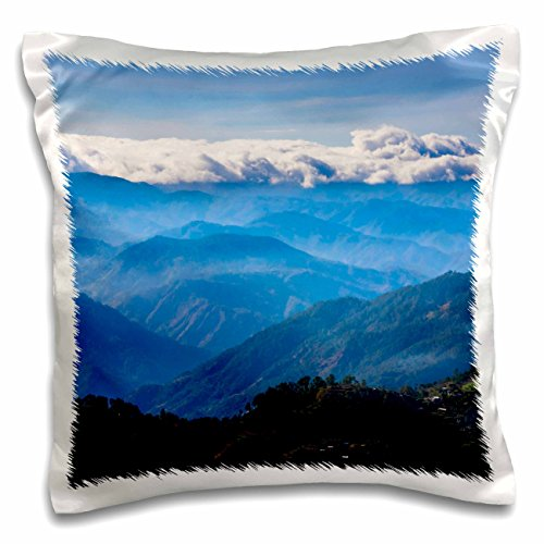 Danita Delimont - Agriculture - Rice Terraces, Agriculture, Banaue, Ifugao, Philippines - AS29 KSU0160 - Keren Su - 16x16 inch Pillow Case (pc_132944_1)