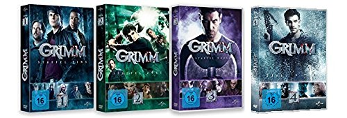 Staffel 1-4 (24 DVDs)