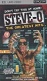 Cheapest Steve-O: Greatest Hits (UMD) on PSP