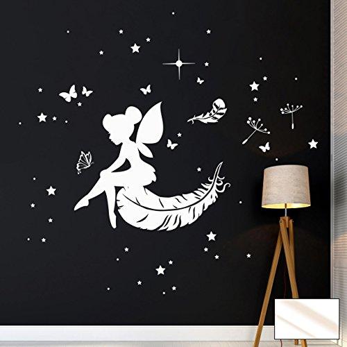 adesivo-da-parete-murale-adesivi-da-parete-adesivo-fata-madrina-molla-stelle-motivo-dente-m1916-vetr