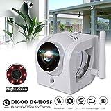 Überwachungskamera Digoo Dg-W02F Hd 720P Cloud Wireless Ip Kamera Wasserdicht Outdoor Home Security WiFi Überwachung Nachtsicht CCTV Baby Monitor