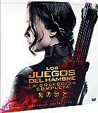 Pack Saga Los Juegos Del Hambre Colección Vintage (Funda Vinilo) [DVD]