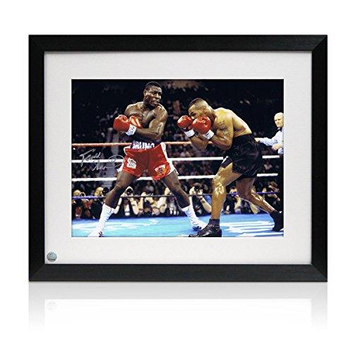 signiert-und-gerahmt-frank-bruno-boxing-photograph-kampf-gegen-mike-tyson