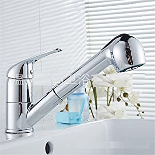 iJIAHOMIE Waschtischarmatur Badarmatur Wasserhahn Bad ,Wassersparfunktion,Wasserfall Wasserhahn KücheBadezimmerFußkocherBrushedMultifunktionsVerticalBasinsinkHotandcoldpipefaucetSinglewrenchtypeKlicke auf das Icon, um die App herunterzuladen, A