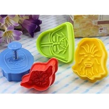 Cookie Cutters Plätzchenformen Keks Ausstechformen - Multicoloured