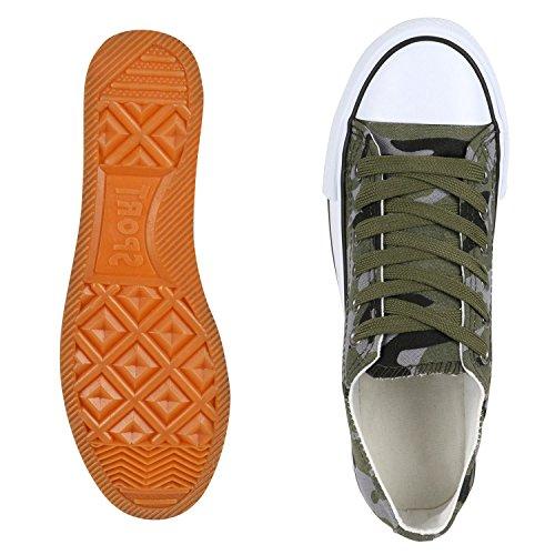 Sneaker Bassa Moda Napoli Unisex Sneakers Basse Oversize Basic Scarpe Casual Scarpe Glitter Metallizzato Fiori Vanhill Camouflage