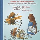 Kasimir mit Gebärdensprache, 1 DVD