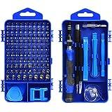 ELECTRAPICK 117 en 1 Kits de Tournevis de Précision pour Réparation Ordinateur, MacBook, Iphone, Smartphone, Montre, Lunettes, Bricolage