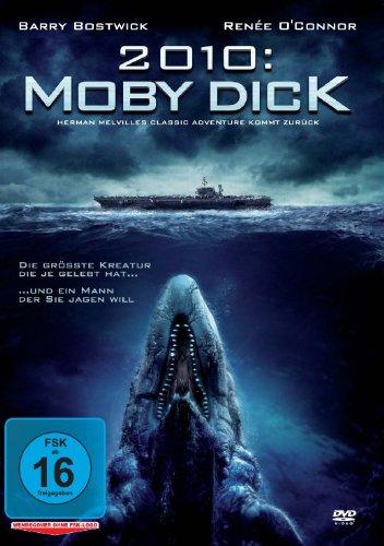 2010: Moby Dick (DVD), DVD