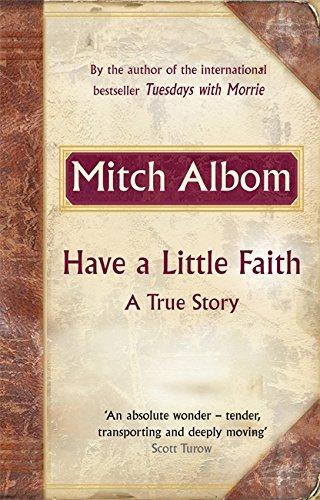Have A Little Faith Cover Image