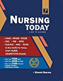 #4: JP Nursing Today (A Way to Success) For AIIMS, JIPMER, DSSSB, ESIC, PGI, RPSC, RAILWAY, MNS, RUHS & All Other Staff Nurse Competitive Examinations