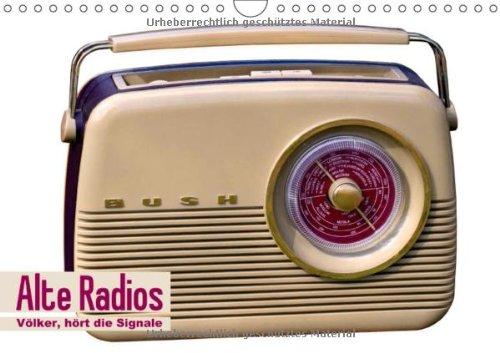 Alte Radios Vã¶lker Hã¶rt Die Sign