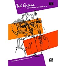 Jazz Guitar Single Note Soloing, Volume 1 by Ted Greene (1985) Paperback