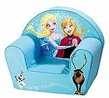 Disney Fauteuil Frozen Anna/Elsa Bleu