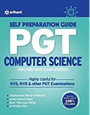 PGT Guide Computer Science Recruitment Examination