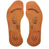 MMRM 1pair Magnetische Fuß Zap Schmerz Verletzung Schablone Kissen Boot-Massage der Gesundheit Massage Fußmassage... preisvergleich bei billige-tabletten.eu
