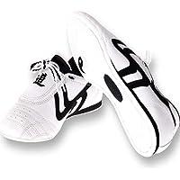 JINFAN Scarpe da Taekwondo da Uomo Scarpe da Arti Marziali Scarpe da Ginnastica Traspiranti Kung Fu Wushu Taichi Karate…
