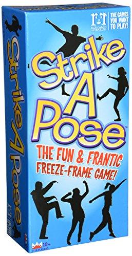 RNR Games RNR00959 - Brettspiele, Strike a Pose