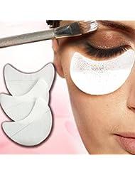 Gemini _ Mall® 50Einweg Eye Shadow Shields Guard Pads Eye Make-up Anwendung Tools