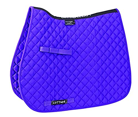 Cottage Craft Classic High Wither GP Saddle Cloth - Purple, Full