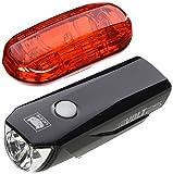 CATEYE Beleuchtungskit G Volt 25 HL-EL360GRC mit TL-LD135G, FA003522019
