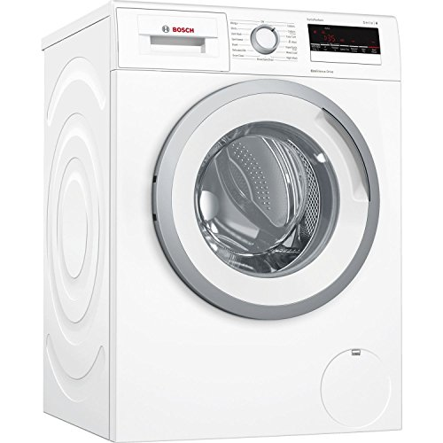 Bosch WAN28201GB A+++ 8kg 1400 Spin 7 Programmes Washing Machine in White Best Price and Cheapest