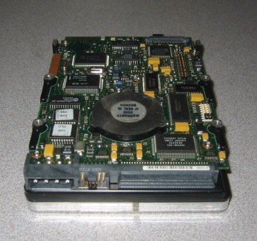Seagate st32171W 2.1GB SCSI Drive für Workstation 5000& ProLiant 800Server - Scsi-workstation