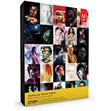 Adobe Creative Suite 6 Master Collection Student and Teacher englisch MAC