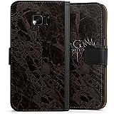 Samsung Galaxy S7 Flip Tasche Schutz Hülle Walletcase Bookstyle GOT Game of Thrones Drache Wolf