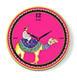 Kolorobia Appealing Pink Camel Glass Wal...