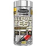 Muscletech Pro Series Alpha Test Standard, 120 Rapid-Release Capsules