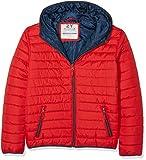 Zippy ZB27_430_3, Chaqueta Impermeable para Niños, Rojo (Chinese Red), 5 años (Tamaño del fabricante:5/6)