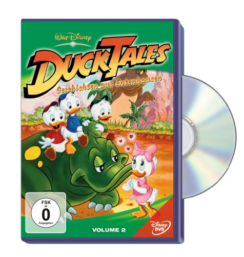 Bild von Ducktales - Geschichten aus Entenhausen, Vol. 2